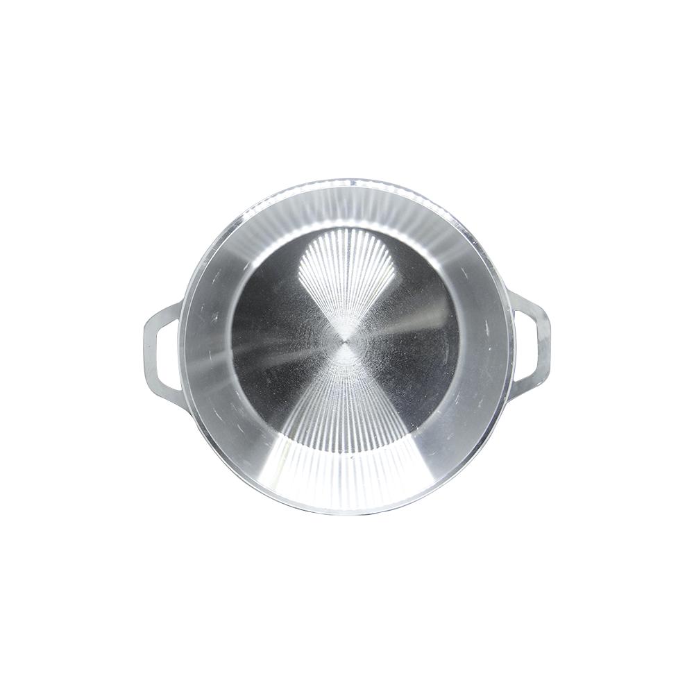 Caçarola Alumínio Fundido com alça nº 36 15 Litros Elitec