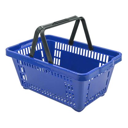 Cesta Plástica D-50 Azul 6,5 Litros Della Plast