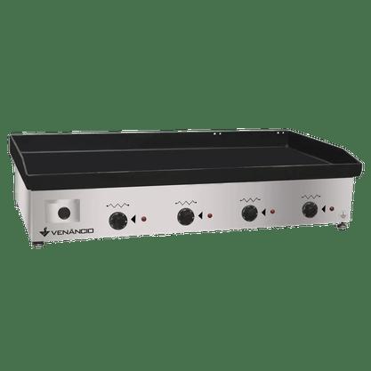 Chapa Eletrica CE100 Inox Escovada 220v - Venancio