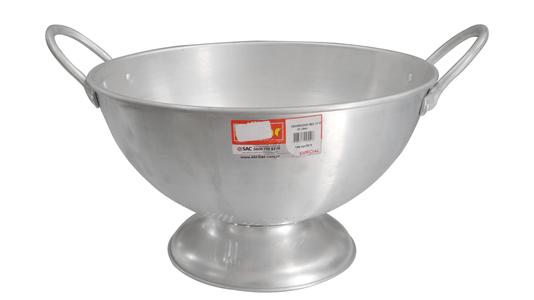 Escorredor de Macarrão Alumínio 22 Litros N45 Eirilar