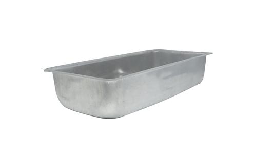 Forma de Pão N3 Alumínio 14x30cm 5 Estrelas