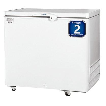 Freezer Horizontal Fricon Dupla Ação 311 L 220 V - HCED 311C