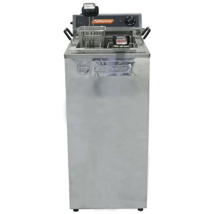 Fritadeira Elétrica Água Óleo 18L Coluna 8000W 220V Cotherm