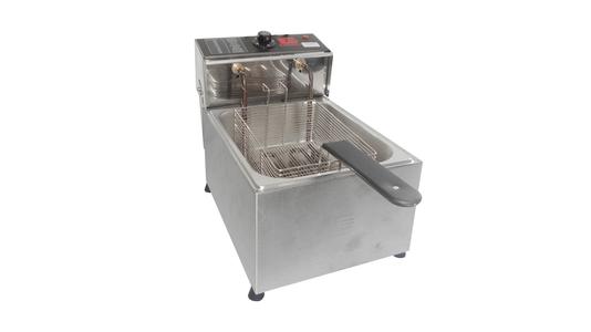 Fritadeira Elétrica Industrial 5 Litros 3000W Edanca 220 V