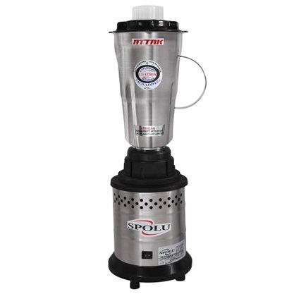 Liquidificador Comercial Spolu Alta Rotação 1,75L Inox 220 V