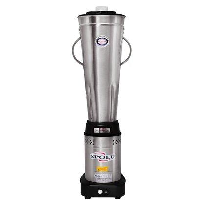 Liquidificador Comercial Spolu Baixa Rotação Inox 10L 1000W