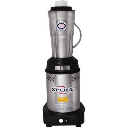Liquidificador Comercial Spolu Baixa Rotação Inox 2L 700W
