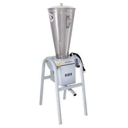 Liquidificador Industrial 15L Baixa Rotação Basculante Spolu