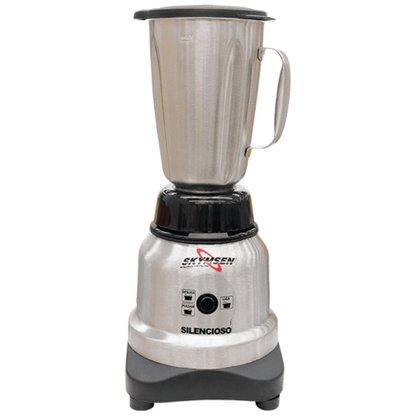 Liquidificador Inox AR 1,5L Skymsen Silencioso Lis-1,5n 220v