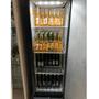 Cervejeira Imbera 230 Litros Porta Cega Preta CCV144 110 V